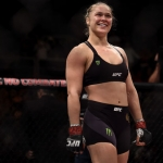 Sufre Ronda Rousey aparatosa lesión