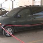 Encuentran restos humanos dentro de un vehículo en Ensenada