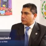 Jorge Luis Preciado, Diputado Federal por el PAN