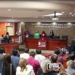 Se instala la mesa directiva de la XXIII Legislatura de Baja California