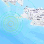 Levantan alerta de tsunami tras sismo de 6.8 en Indonesia
