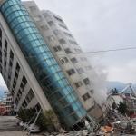 Dos sismos de 6.0 y 4.6 grados sacudieron el norte de Taiwán