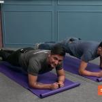 Entrenamiento para tonificar abdomen por Symmetry Gym