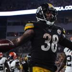 """Pittsburgh propina """"golpe de acero"""" a Bengalíes"""