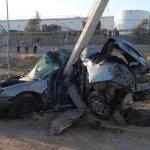 Imprudencia al volante provoca la muerte de cuatro jóvenes el fin de semana