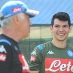 El Milán intentó fichar a Lozano el año pasado