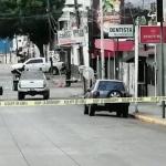 Un muerto y dos heridos en la zona centro de Ensenada esta mañana