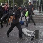 Provocadores en marcha no son anarquistas, son conservadores: AMLO