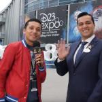Conoce al primer mexicano que se convierte en Embajador Disney.