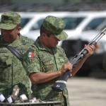 Agreden a militares en San Juan del Río, Querétaro, al evitar saqueo a tren