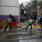 Aplica Sedena Plan DN-III-E por lluvias en Tecámac
