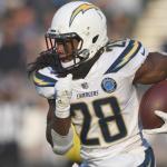 Melvin Gordon regresará entre semanas 6-8 de NFL