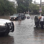 """Causa """"Narda"""" inundaciones y deslaves en Michoacán"""