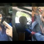 Sicarios armados y con máscaras de payaso se exhiben en Camargo