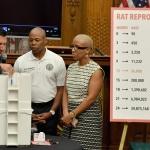 Ahogar ratas en alcohol: la última estrategia de Nueva York