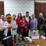 Entrega Secretaría de salud reconocimientos a 8 organizaciones de la sociedad civil