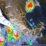 Tormenta Lorena: Aplican Plan DN-III-E en BC, BCS, Sonora, y Sinaloa