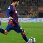 Messi ha marcado 20 goles de tiro libre en las últimas 5 temporadas