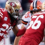 49ers sigue invicto tras imponer ante Browns