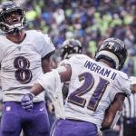 Ravens vuela más alto ante Seahawks