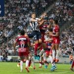 Monterrey empata ante Guadalajara en el regreso de Mohamed