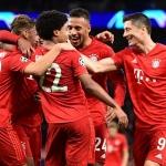 Bayern goleó al Tottenham en la jornada 2 de la UEFA Champions League