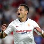 """""""Chicharito"""" se hace nuevamente presente con un gol en la Europa League"""