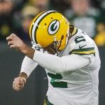 Packers salva el juego con gol de campo