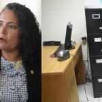 """""""Desaparecieron"""" archivos y muebles de Sindicatura en Ensenada"""