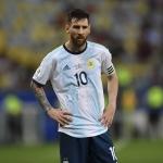 Messi regresó a una convocatoria con Argentina