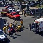 Se lesiona motociclista en la Zona Urbana Rio Tijuana