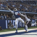 Jacoby Brissett tira 4TDs en victoria de Colts