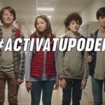 Activa tu poder: Nueva campaña contra el acoso escolar