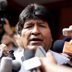 Acusa Evo Morales de golpe de estado en Bolivia