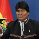Allana Fiscalía casa de Evo Morales en Bolivia