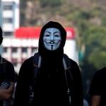 Prohibirán máscaras durante protestas en Hong Kong