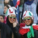 ¡Por fin! Mujeres iraníes podrán disfrutar de un partido de fútbol