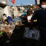 Han muerto 68 personas en Japón por el tifón Hagibis