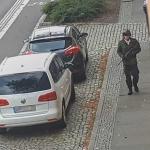 Difunden video de neonazi que atacó sinagoga en Alemania