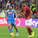 Nápoles cae en Roma y se aleja de los primeros puestos