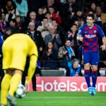 Barcelona ganó al Borussia Dortmund y se mantiene de líder del grupo F