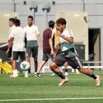Jonathan Dos Santos se baja de la selección por lesión