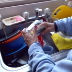 Reto con tandeos es ahorrar agua en el hogar: CESPT