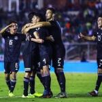 México goleó a Panamá en suelo visitante