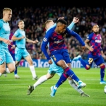 Barcelona no pudo contra Slavia Praga en el Camp Nou