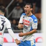 Hirving Lozano será multado por el Nápoles con más de 3 millones de pesos