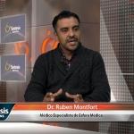 Rubén Montfort, médico especialista de Esfera Médica