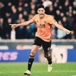 Jiménez vuelve anotar a la causa de Wolves
