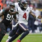 Texans sin problemas en victoria sobre Jacksonville