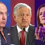 Defienden Calderón y Zavala a su hijo tras acusaciones de AMLO